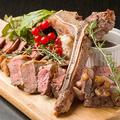 料理メニュー写真Tボーンステーキ 300g
