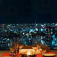 新宿で都内が一望できる絶景レストラン