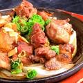 料理メニュー写真親鶏ゴロゴロ焼