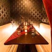 ご接待、ご会食、デートでのご利用の少人数個室