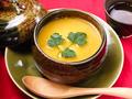 料理メニュー写真フォアグラの茶碗蒸し