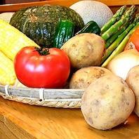 旬の野菜もふんだんに♪