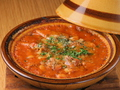 料理メニュー写真国産牛トリッパ(ハチノス) × 白インゲン豆