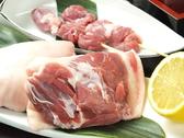 京鴨ステーキ&串焼き こちらの鴨は上品な脂身が身上!クセもなく濃厚なお旨味が口中に広がります!