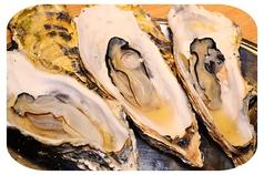 殻付き焼き牡蠣 3個盛り