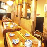 腹八分目 上野広小路店の雰囲気2