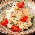 串焼き、焼鳥、うな焼はもちろん、こだわりの一品料理も◎きら★きら★特製ポテトサラダもおすすめ☆