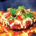 料理メニュー写真【3位】トマトチーズ海老W