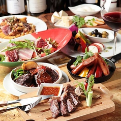 個室肉バル VERDE ヴェルデ 新小岩店のコース写真