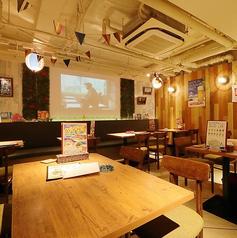 沖縄食堂 ハイサイ 天王寺ミオ店の雰囲気1
