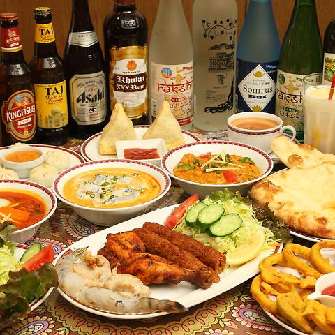 インド・ネパール料理 クマリレストラン 取手店