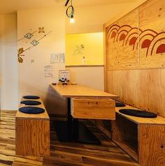 ロバタヤキノオミセ ほしや食堂の雰囲気1