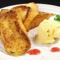料理メニュー写真至福のフレンチトースト