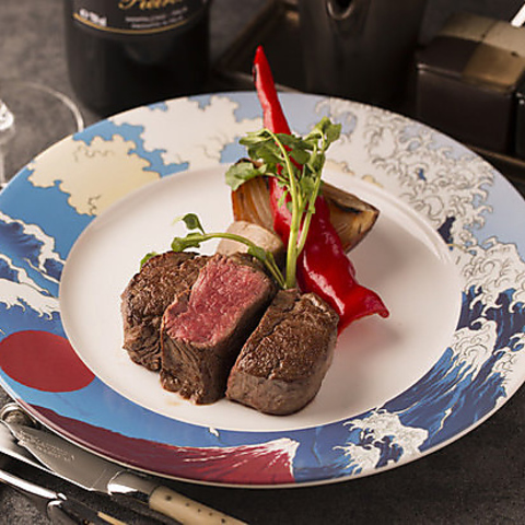 SAMURAI dos Premium Steak House 八重洲鉄鋼ビル店