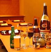 各種ご宴会やご会食、同窓会、ご予算が決まっている接待などに最適な、飲み放題プランもご用意しております