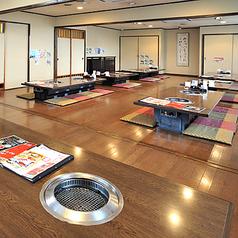 焼肉乃上州 敷島店の雰囲気1