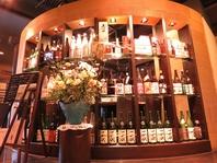 日本酒の種類豊富です