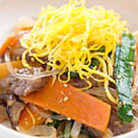 韓国の伝統的な家庭料理も自慢☆