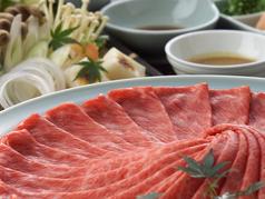 京都つゆしゃぶCHIRIRI 京橋店のコース写真