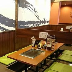 お好み焼きは ここやねん 伊丹山田店の雰囲気1