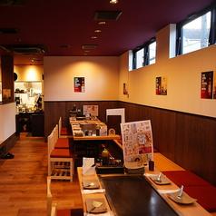 ちゃばな 北大路堀川店の雰囲気1