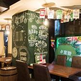 エゾバル バンバン EZOBARU BANG BANG 南3条店の雰囲気2