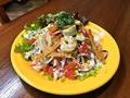 料理メニュー写真シュリンプとアボカドのサラダ