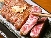 お料理は全て1階系列店の鉄板焼き屋☆からご提供!