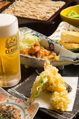 北海道十割 蕎麦群 ル・トロワ店のコース写真