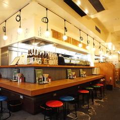 お酒の種類も豊富です。活気の良い店内で美味しいお料理をお楽しみください!☆居酒屋 串カツ田中 木場店