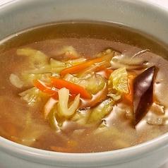 具だくさん野菜スープ