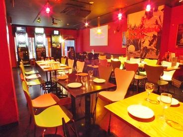 Fantasista the Barの雰囲気1