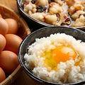 料理メニュー写真県農OBオクノ卵のTKG