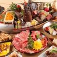 新潟の郷土料理をご堪能頂けるコースは3000円(税込)~