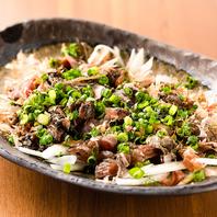 こだわりの九州料理の数々をご提供します!