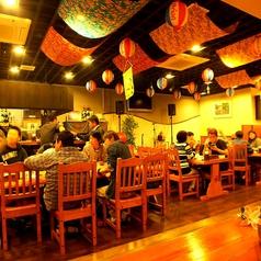 琉球家庭料理 葵屋 旭橋駅前店の雰囲気1