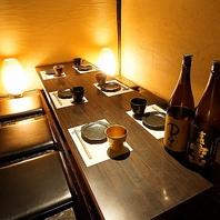 難波駅からすぐ!和空間完全個室で食べ飲み放題2780円~