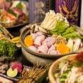 メッセージ入りのオリジナルデザートプレートで特別な一日を演出♪その他サプライズなど何でもご相談ください!プライベート感溢れる個室でいつもよりワンランク上の時間と、こだわりの鮮魚や野菜を使用した季節料理をお楽しみください♪※ケーキをご希望の際は、前日までにご予約ください。数量限定。