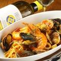 料理メニュー写真【トマトorオイル】海の幸のペスカトーレ・トマトソース