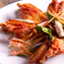 料理メニュー写真ガイサムンパイ (タイ風ハーブ&スパイシーチキン)