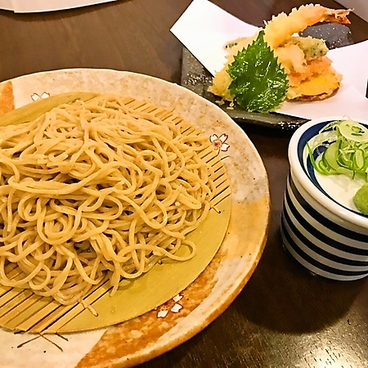 そばと日本酒 うっかり八兵衛のおすすめ料理1