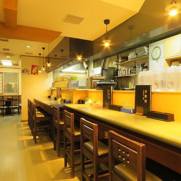 中華料理 刀削麺 雲隆の雰囲気1