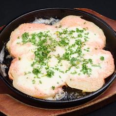 料理メニュー写真明太とろろチーズ