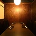 2・4・6・10・12名対応可能なテーブル個室