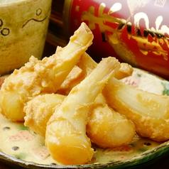 料理メニュー写真らっきょうの味噌漬け