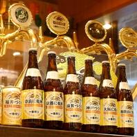 +1000円(税抜)でクラフトビールもOK単品飲み放題!