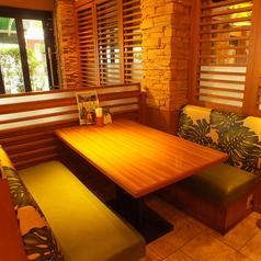カフェのようなオシャレで居心地の良い雰囲気☆