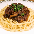 料理メニュー写真スパゲティー各種