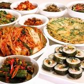 韓国家庭料理 はる 大和のグルメ