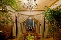 モダンで美しい個室の数々